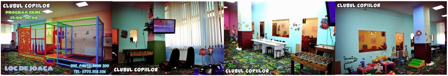 loc de joaca copii sector 2 bucuresti
