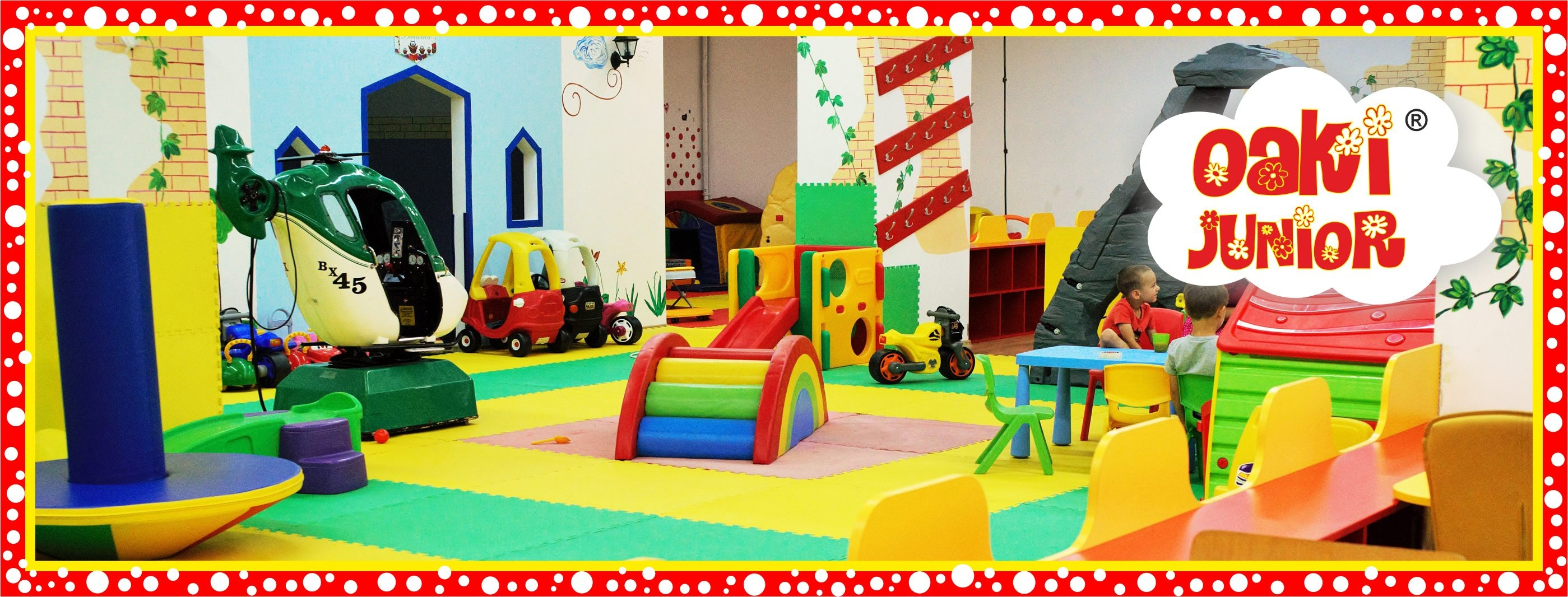 loc de joaca copii brasov